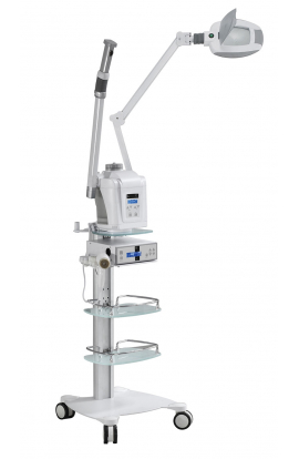Carrello Multifunzionale Digital Facial Steamer