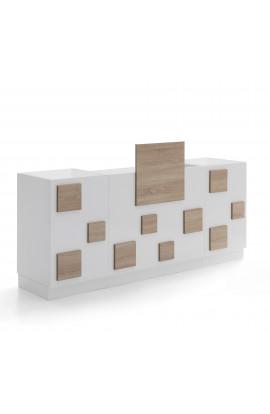 Reception Estetica Cube Tris