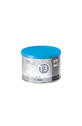 Cera Lipo T3 Azzurra Barattolo da 400 ml