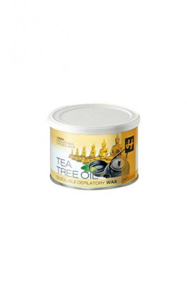 Cera Depilatoria Tea Tree Oil Barattolo