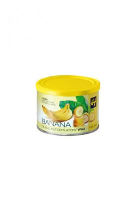 Cera Depilatoria Banana Barattolo