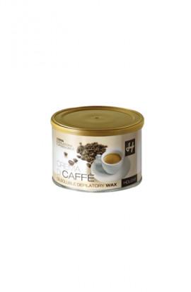 Cera Depilatoria Crema di Caffè Barattolo