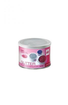 Cera Depilatoria Glitter Barattolo