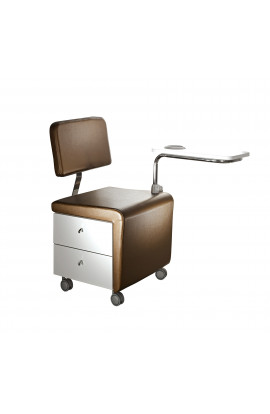 Wallie Carrello Manicure con Seduta