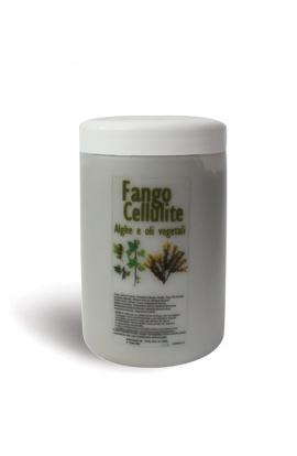 Fango AntiCellulite Barattolo da 1000 ml