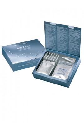 Aqua Self-Moisturizing Treatment kit 6 trat.