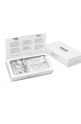 Intensive Whitening Treatment kit 6 trat.
