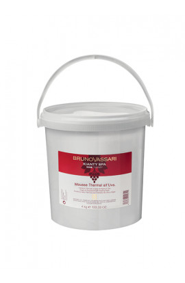 Mousse Thermal  all'Uva 4 Kg
