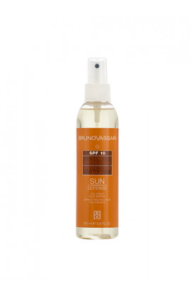 Oil - Free Sun Spray Spf 10 200 ml