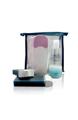 Kit Depilazione Beauty Velvet Evolution Blu