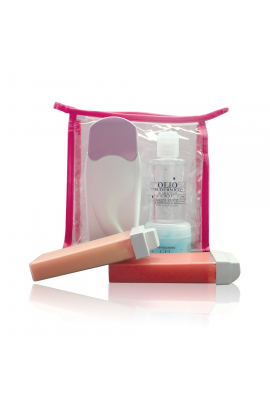 Kit Depilazione Beauty Velvet,  Evolution Rosa